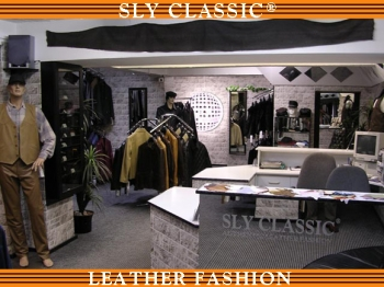 Sly Classic Leather Fashion